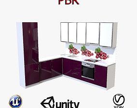 3D asset kitchen01