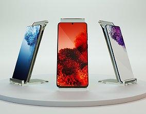 Samsung Galaxy S20 Plus 3D model