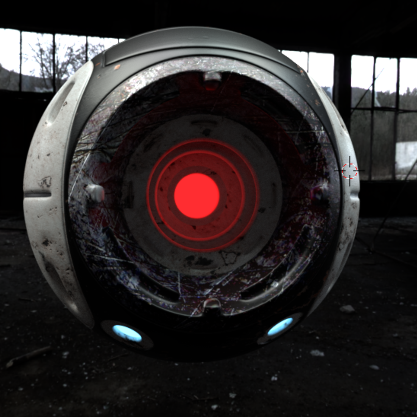 Vortex Orb Robot