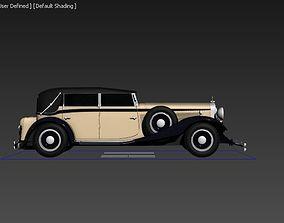 MayBach 1932 3D model