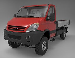 3D Iveco Daily