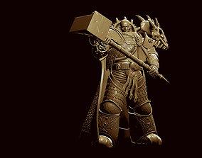 3D printable model vulkan warhammer 40k