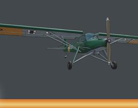 3D model Fieseler Fi 156 Storch