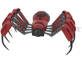 3D asset Spidy Robo