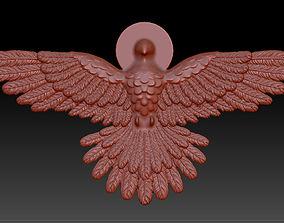 3D printable model dove 2