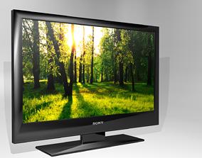 33 3D model LCD tv