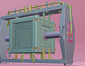 3D model Interior design parts
