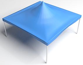 3D Frame Tent