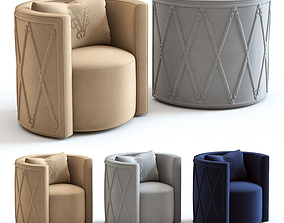 The Sofa and Chair Co - Kingsley Armchair 3D model