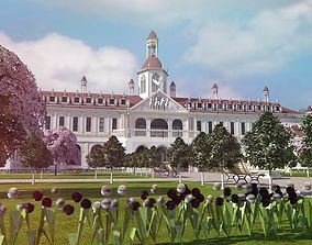 other 3D model Palace