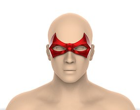 other Red Hood mask 3d print file