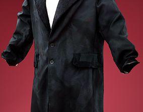 3D asset Big Coat Costume