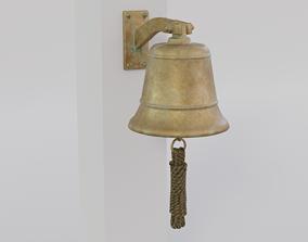 3D model Ship bell