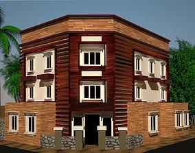 Building 3D facade