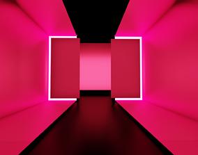 studio pink 3D model