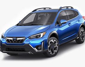 Subaru XV Crosstrek 2021 3D