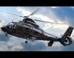 Eurocopter AS 565 Private Black 3D
