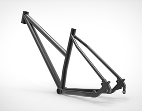 Bicycle Frame 3D bike