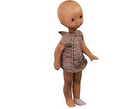 3D model Small Doll USSR 04 01