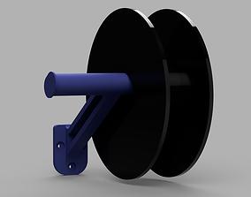 Filament Wall Mount 3D printable model