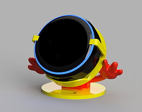 3D print model ARM FOR SUPPORT ECHO DOT 3
