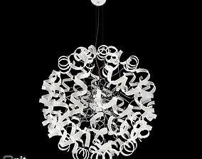 Pendant light Astro MetalLux 48 pieces ceiling 3D