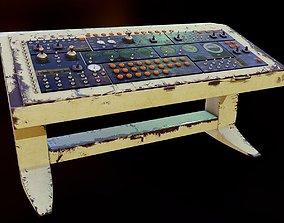 3D model Control panel