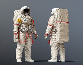 3D SPACESUIT China Feitian