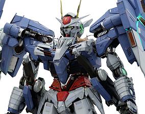GN-0000GNHW7SG 00 Gundam Seven SwordG 3D rigged
