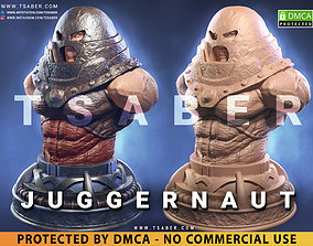 3D print model Juggernuat Bust - XMEN