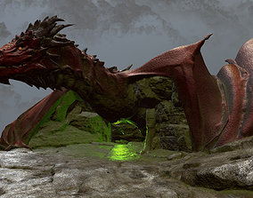 draco 3D dragon