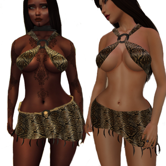 Island Girl outfits