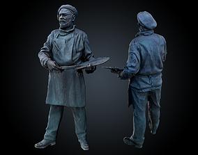 Monument Artist Monument 3D asset