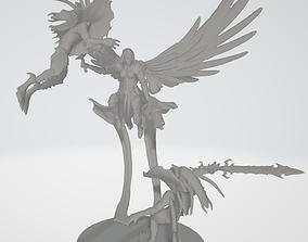 Sisters Of Battle Saint 3D print model
