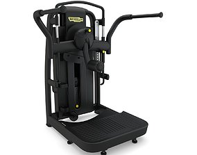 Technogym - Selectorised - Muti Hip 3D model