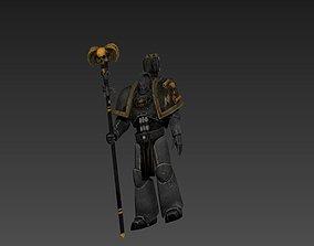 3D print model Librarian Warhammer40k