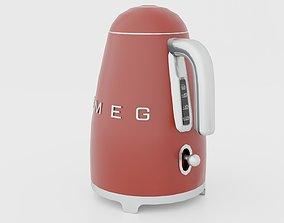 3D asset teapot SMEG