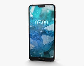 Nokia 7-1 Gloss Steel 3D
