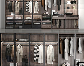 wardrobe Poliform 3D model