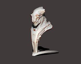 VerticianBust2 3D print model
