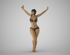 3D printable model Girl Trapped