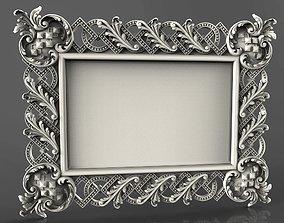 Picture frame 3d stl models for artcam and aspire 1