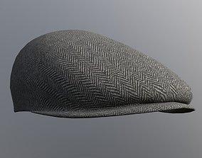 Flatcap 3D model