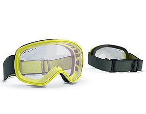 Ski Mask 3D model