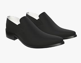 Mens classic shoes 05 3D
