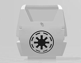 3D printable model Star Wars Logo Clone Trooper BackPack