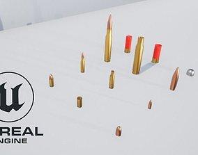 3D asset Ammo Pack v2