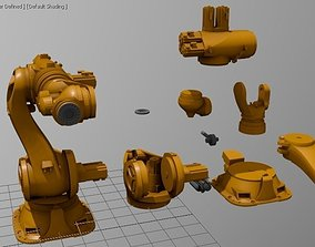 3D print model titan Kuka KR 1000 Titan