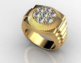 Ring Diamond CT 3D print model