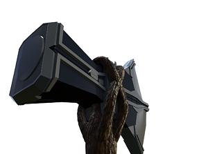 3D model The Stormbreaker